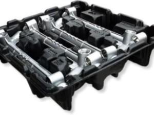 Kunststof tray